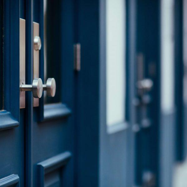 Optez pour une porte d'entrée sur mesure
